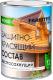Защитно-декоративный состав Farbitex Profi Wood Быстросохнущий (900мл, белый) -
