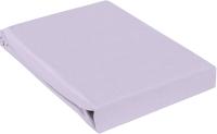 Простыня Мерцана Трикотаж 180x200x20 (лиловый) -
