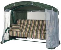 Качели садовые Удачная мебель Империя 002 (зеленый) -