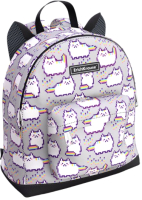 Детский рюкзак Erich Krause EasyLine Mini Animals 6L Pixel Cat / 48258 -