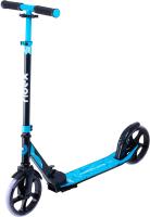 Самокат Ridex Marvellous 200мм (черный/синий) -