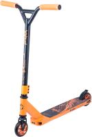 Самокат Xaos Phoenix 100 (оранжевый) -