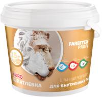 Шпатлевка Farbitex Профи Для внутренних работ (8кг) -