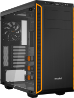 Корпус для компьютера Be quiet! Base 600 Window Orange (BGW20) -