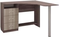 Письменный стол Комфорт-S Доминик New М16 (ясень шимо светлый/ясень шимо темный) -