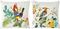 Наволочка декоративная Sander Funchal 40188/40 (птицы) -