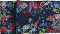 Дорожка на стол Sander Floralia 24369/64 (темно-синий) -