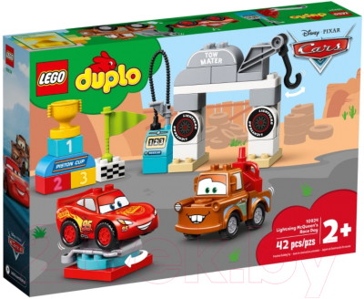 Конструктор Lego Duplo Гонки Молнии МакКуина / 10924