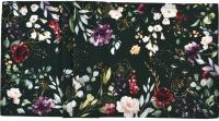 Дорожка на стол Sander Deep Flowers 39869/11 (темно-зеленый) -