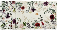 Дорожка на стол Sander Deep Flowers 39869/29 (экрю) -