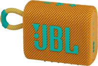 Портативная колонка JBL Go 3 (желтый) -