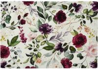 Сервировочная салфетка Sander Deep Flowers 39864/29 (экрю) -
