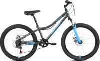 Велосипед Forward Altair MTB HT 24 2.0 Disc / RBKT11N4P00 -