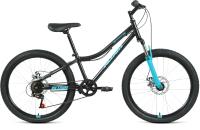 Велосипед Forward Altair MTB HT 24 2.0 Disc / RBKT11N4P002 -