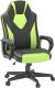 Кресло геймерское GetActive Jobisdone (черный/зеленый) -