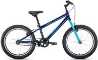 Детский велосипед Forward Altair MTB HT 20 1.0 2021 / 1BKT1J101002 (синий) -