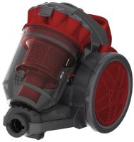 Пылесос BQ VC2007MC  (серый/красный) -