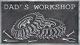 Коврик грязезащитный Pobji Emporium Rubber Painted Mat Design-2 (0.45x0.75) -