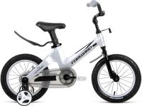 Детский велосипед Forward Cosmo 14 2021 / 1BKW1K7B1006 (серый) -