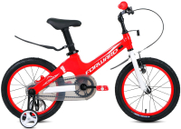 Детский велосипед Forward Cosmo 16 2021 / 1BKW1K7C1003 (красный) -