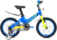 Детский велосипед Forward Cosmo 16 2021 / 1BKW1K7C1004 (синий) -