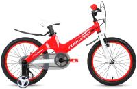 Детский велосипед Forward Cosmo 16 2.0 2021 / 1BKW1K7C1008 (красный) -