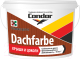 Краска CONDOR Dachfarbe D-17 для крыш (3.25кг, кирпично-красный) -