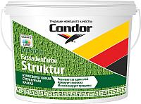 Краска CONDOR Fassadenfarbe Struktur (15кг) -