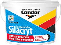 Краска CONDOR Fassadenfarbe Silacryt (7.5кг) -