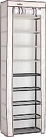 Тканевый шкаф Sheffilton SHT-SR2 / 941913 (слоновая кость) -