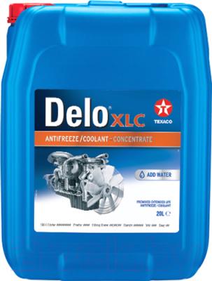 Антифриз Texaco Delo XLC AF/C / 803135HOE (20л)