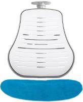 Чехол для стула Comf-Pro Conan (голубой велюр) -