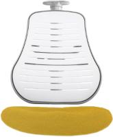Чехол для стула Comf-Pro Conan (желтый велюр) -