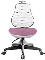 Чехол для стула Comf-Pro Conan (розовый велюр) -