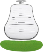 Чехол для стула Comf-Pro Conan (салатовый велюр) -