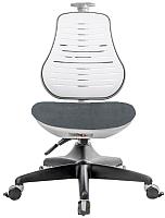 Чехол для стула Comf-Pro Conan (серый велюр) -