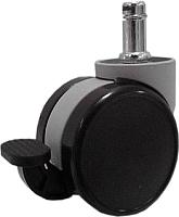 Мебельное колесо Comf-Pro С ручной блокировкой (педаль) -