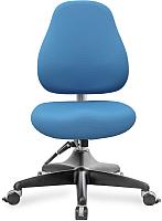 Чехол для стула Comf-Pro Match (голубой стрейч) -