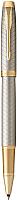 Ручка-роллер имиджевая Parker IM Premium Warm Grey Chiselled 1931686 -
