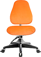 Чехол для стула Comf-Pro Match (оранжевый велюр) -