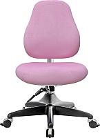 Чехол для стула Comf-Pro Match (розовый велюр) -