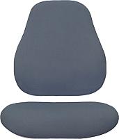 Чехол для стула Comf-Pro Match (серый стрейч) -