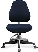 Чехол для стула Comf-Pro Match (темно-синий стрейч) -
