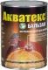 Масло для древесины Акватекс 750мл (иней) -