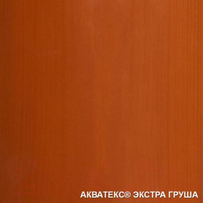 Защитно-декоративный состав Акватекс Экстра  (10л, груша)