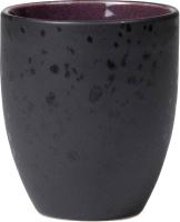 Кружка Bitz Ceramic / 821333 (черный/фиолетовый) -