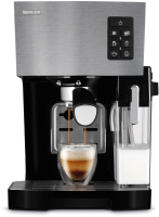 Кофеварка эспрессо Sencor SES 4050SS -