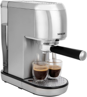 Кофеварка эспрессо Sencor SES 4900SS -