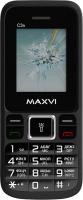 Мобильный телефон Maxvi С 3n (черный) -