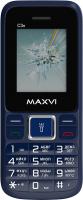 Мобильный телефон Maxvi С 3n (маренго) -